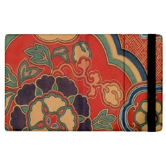 Vintage Chinese Brocade Apple Ipad 2 Flip Case by Amaryn4rt