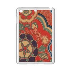 Vintage Chinese Brocade Ipad Mini 2 Enamel Coated Cases by Amaryn4rt