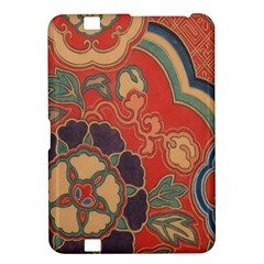 Vintage Chinese Brocade Kindle Fire Hd 8 9  by Amaryn4rt