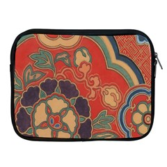 Vintage Chinese Brocade Apple Ipad 2/3/4 Zipper Cases by Amaryn4rt