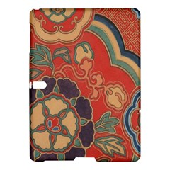 Vintage Chinese Brocade Samsung Galaxy Tab S (10 5 ) Hardshell Case  by Amaryn4rt
