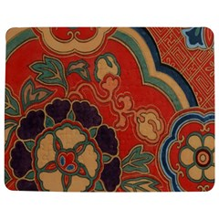 Vintage Chinese Brocade Jigsaw Puzzle Photo Stand (rectangular) by Amaryn4rt
