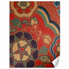 Vintage Chinese Brocade Canvas 36  X 48   by Amaryn4rt