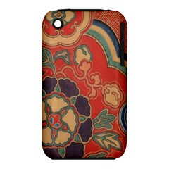 Vintage Chinese Brocade Iphone 3s/3gs by Amaryn4rt