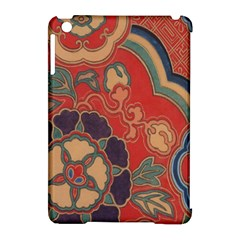 Vintage Chinese Brocade Apple Ipad Mini Hardshell Case (compatible With Smart Cover) by Amaryn4rt