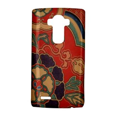 Vintage Chinese Brocade Lg G4 Hardshell Case by Amaryn4rt