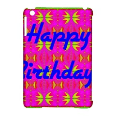 Happy Birthday! Apple Ipad Mini Hardshell Case (compatible With Smart Cover) by Amaryn4rt