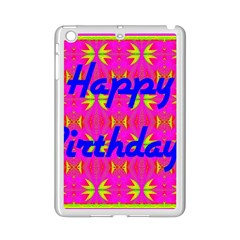 Happy Birthday! Ipad Mini 2 Enamel Coated Cases by Amaryn4rt