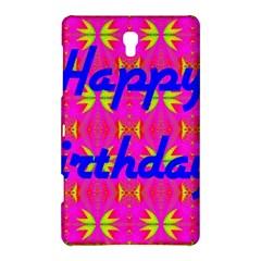 Happy Birthday! Samsung Galaxy Tab S (8 4 ) Hardshell Case  by Amaryn4rt