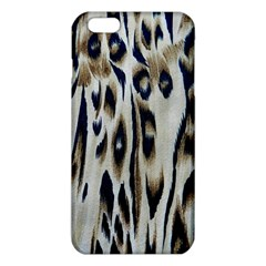 Tiger Background Fabric Animal Motifs Iphone 6 Plus/6s Plus Tpu Case by Amaryn4rt