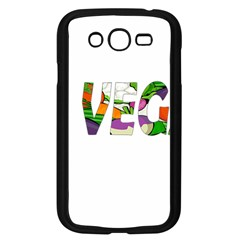 Go Vegan Samsung Galaxy Grand Duos I9082 Case (black) by Valentinaart