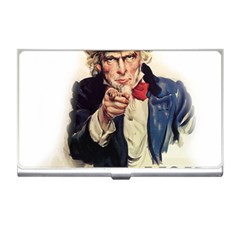 Uncle Sam Business Card Holders by Valentinaart