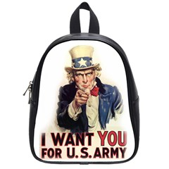 Uncle Sam School Bags (small)