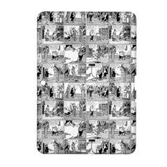 Old Comic Strip Samsung Galaxy Tab 2 (10 1 ) P5100 Hardshell Case  by Valentinaart