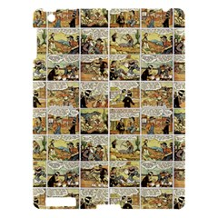 Old comic strip Apple iPad 3/4 Hardshell Case