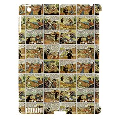 Old Comic Strip Apple Ipad 3/4 Hardshell Case (compatible With Smart Cover) by Valentinaart