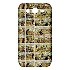 Old Comic Strip Samsung Galaxy Mega 5 8 I9152 Hardshell Case  by Valentinaart