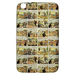 Old Comic Strip Samsung Galaxy Tab 3 (8 ) T3100 Hardshell Case  by Valentinaart