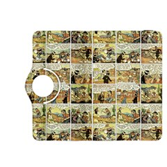 Old Comic Strip Kindle Fire Hdx 8 9  Flip 360 Case by Valentinaart