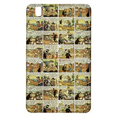 Old Comic Strip Samsung Galaxy Tab Pro 8 4 Hardshell Case by Valentinaart
