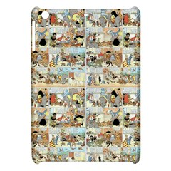 Old Comic Strip Apple Ipad Mini Hardshell Case by Valentinaart
