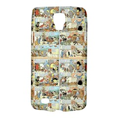 Old Comic Strip Galaxy S4 Active by Valentinaart