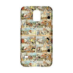 Old Comic Strip Samsung Galaxy S5 Hardshell Case  by Valentinaart