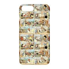 Old Comic Strip Apple Iphone 7 Plus Hardshell Case by Valentinaart