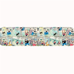 Old Comic Strip Large Bar Mats by Valentinaart