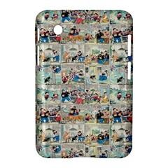 Old Comic Strip Samsung Galaxy Tab 2 (7 ) P3100 Hardshell Case  by Valentinaart