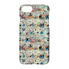 Old Comic Strip Apple Iphone 7 Hardshell Case by Valentinaart