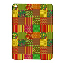 Old Quilt Ipad Air 2 Hardshell Cases by Valentinaart