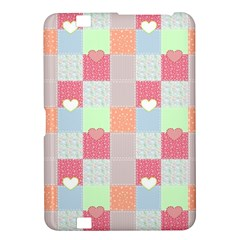 Patchwork Kindle Fire Hd 8 9  by Valentinaart