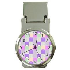 Patchwork Money Clip Watches by Valentinaart