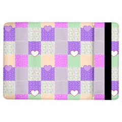 Patchwork Ipad Air Flip by Valentinaart