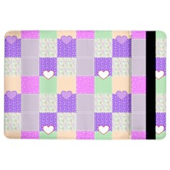Patchwork Ipad Air 2 Flip by Valentinaart