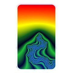 Fractal Wallpaper Water And Fire Memory Card Reader by Amaryn4rt
