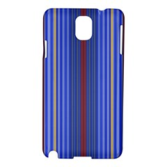 Colorful Stripes Background Samsung Galaxy Note 3 N9005 Hardshell Case by Amaryn4rt