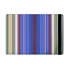 Colorful Stripes Background Ipad Mini 2 Flip Cases by Amaryn4rt