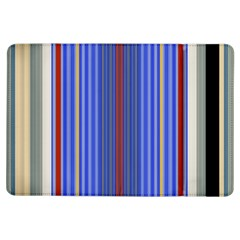 Colorful Stripes Background Ipad Air Flip by Amaryn4rt