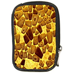 Yellow Cast Background Compact Camera Cases by Amaryn4rt