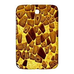Yellow Cast Background Samsung Galaxy Note 8 0 N5100 Hardshell Case  by Amaryn4rt