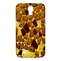 Yellow Cast Background Samsung Galaxy Mega 6 3  I9200 Hardshell Case by Amaryn4rt