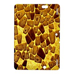 Yellow Cast Background Kindle Fire Hdx 8 9  Hardshell Case by Amaryn4rt
