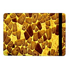 Yellow Cast Background Samsung Galaxy Tab Pro 10 1  Flip Case by Amaryn4rt