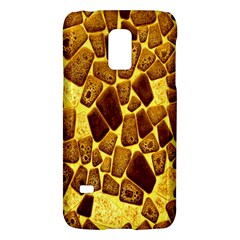 Yellow Cast Background Galaxy S5 Mini by Amaryn4rt