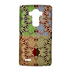 Multicolor Fractal Background Lg G4 Hardshell Case by Amaryn4rt