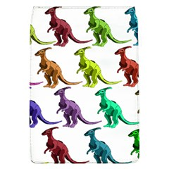 Multicolor Dinosaur Background Flap Covers (l)  by Amaryn4rt