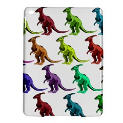 Multicolor Dinosaur Background Ipad Air 2 Hardshell Cases by Amaryn4rt