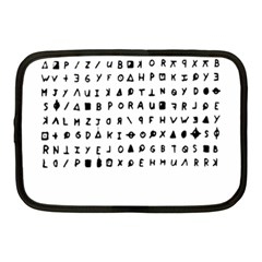Zodiac Killer  Netbook Case (medium)  by Valentinaart
